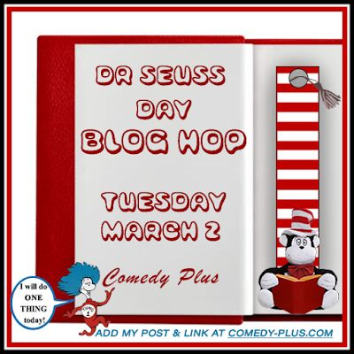 Dr. Seuss Day !!!!!!