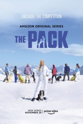 Check Out New Dog Reality Show: Amazon Prime's The Pack