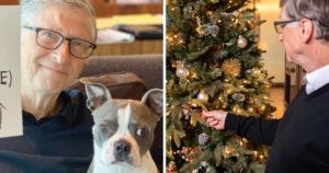 What Gift Do You Give Bill Gates When You're His Secret Santa?