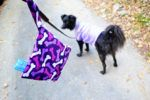 Win A Set of Two Purple YUCKY PUPPY Bags!
