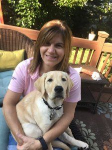 Puppy Raiser Profile: Dawn Harvey by Mark Kelley