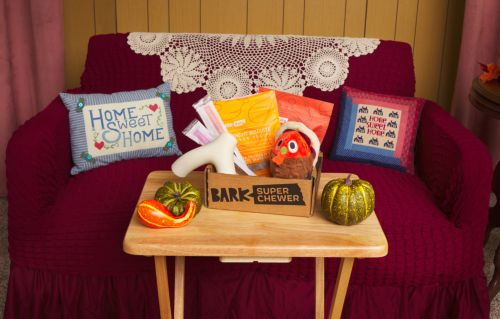 """Super Chewer Dishes Up A Feast With November's """"Thanksgobbling"""" Collection"""