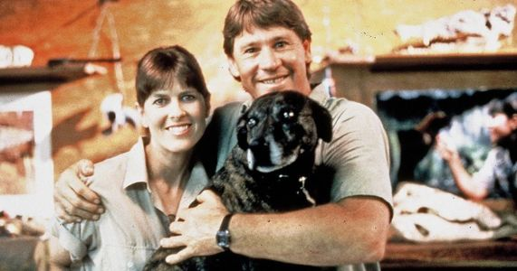 Bindi Irwin Pays Tribute To Father And Family Dog Sui