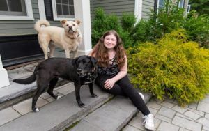 Young Girl Helps Save Hundreds Of Dogs By Starting Her Own Rescue Project