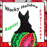 Wacky Holiday Challenge - National Thriftshop Day