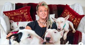 Given Ultimatum - 'It's Me Or The Dogs' - Dog Rescuer Ends 25-Year Marriage With Her Husband