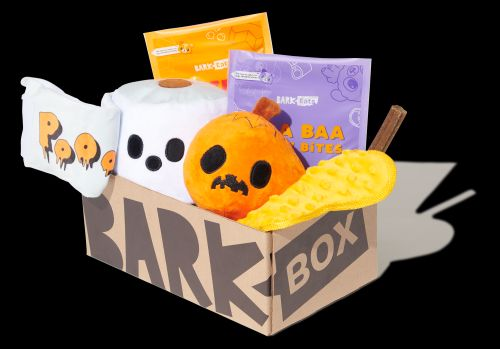 """Fetch The Toilet Pupper & Ding-Dog-Ditch With BarkBox's October """"Mischief Mutts"""" Collection"""
